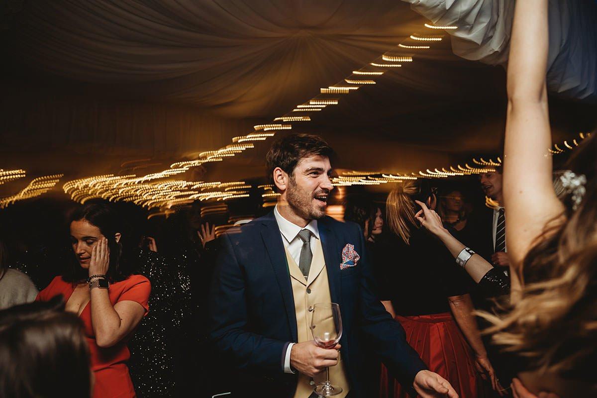northbrook park wedding disco