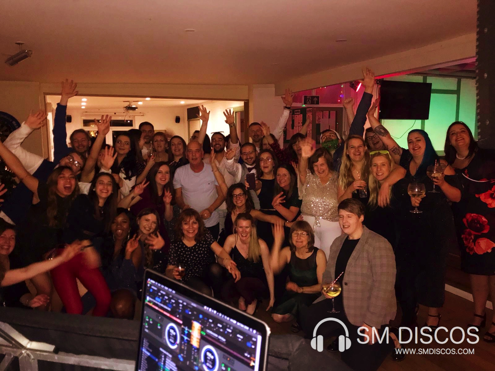 High wycombe Xmas Party DJ