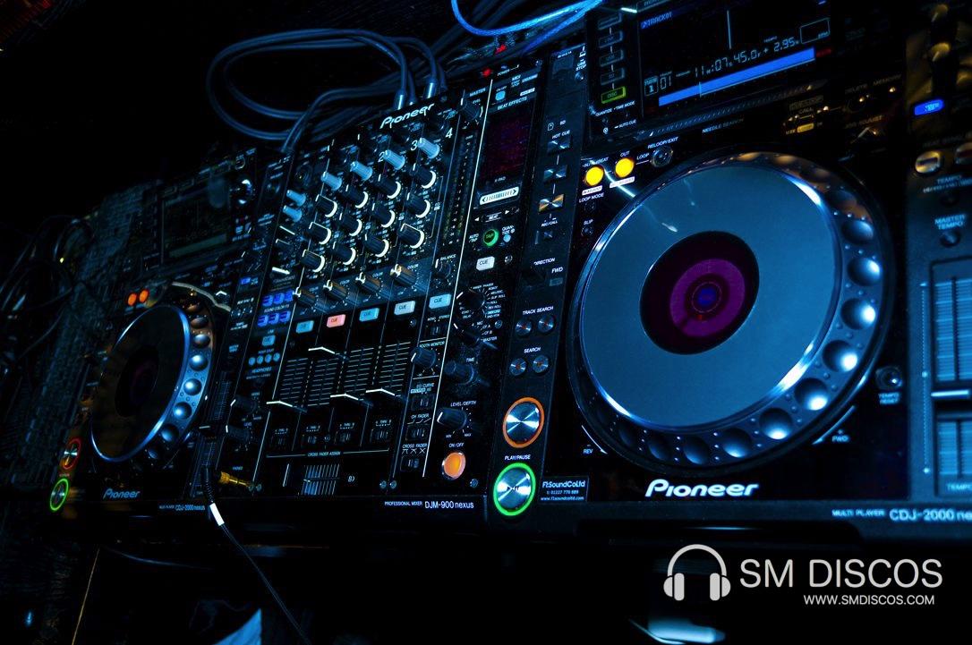 Ashridge house DJ Hire