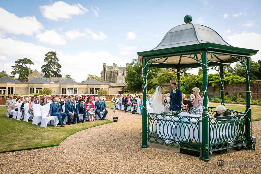 Shendish Manor wedding venue