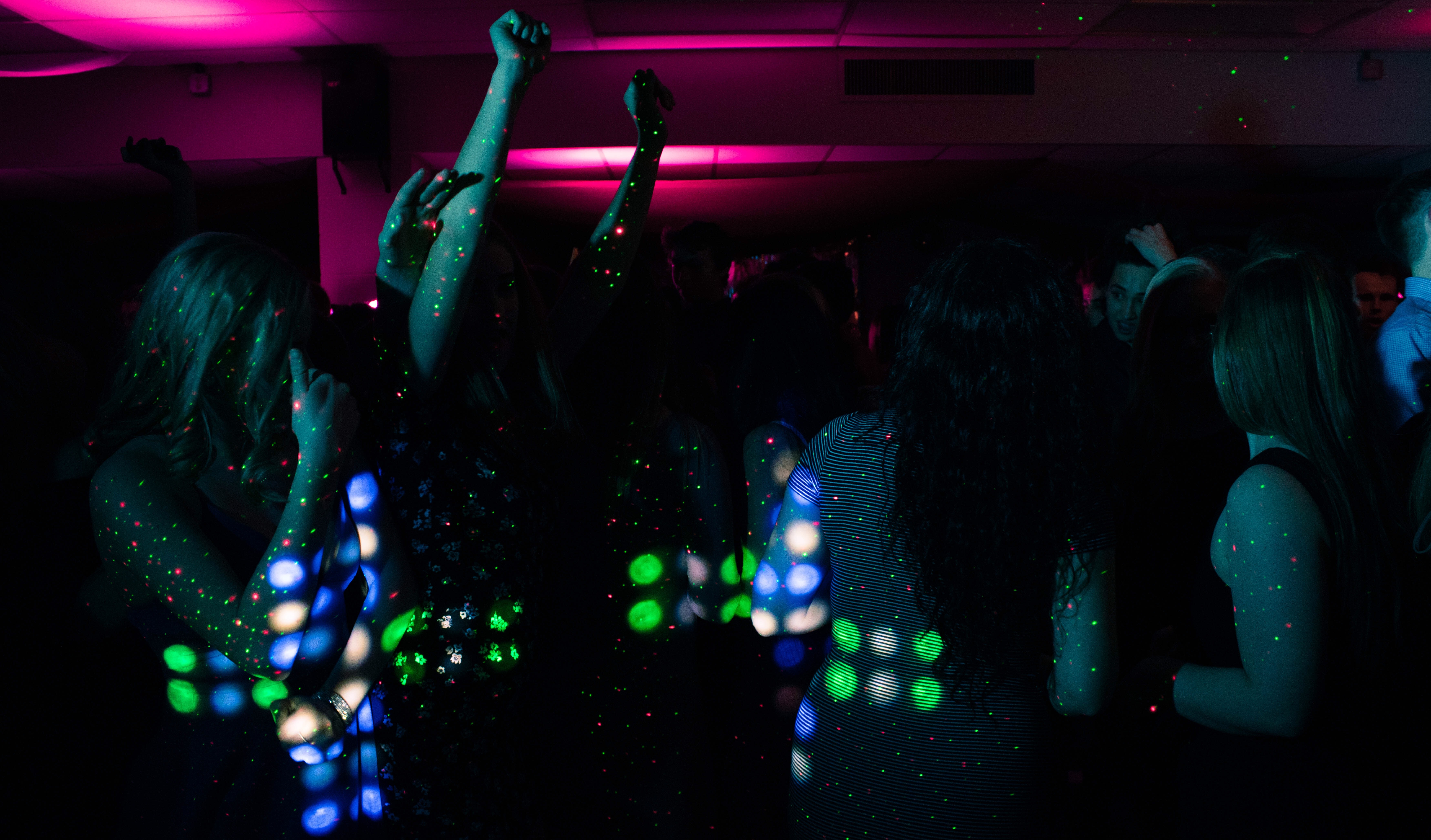school disco DJ Berkshire