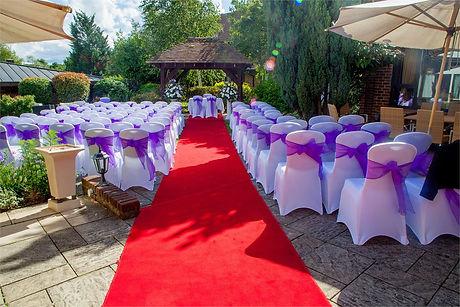 wedding at fredricks maidenhead