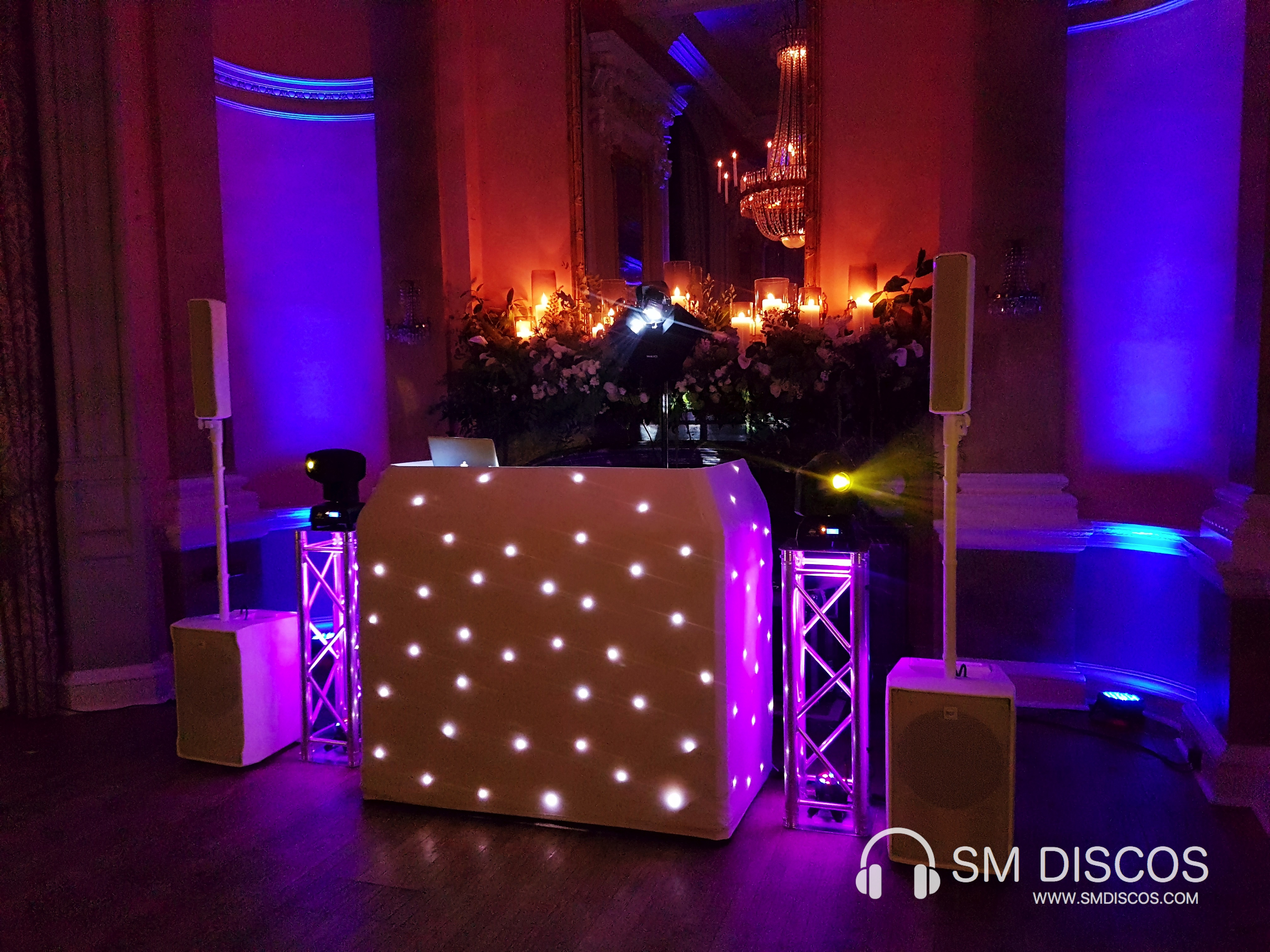 Wedding DJ for Danesfield House