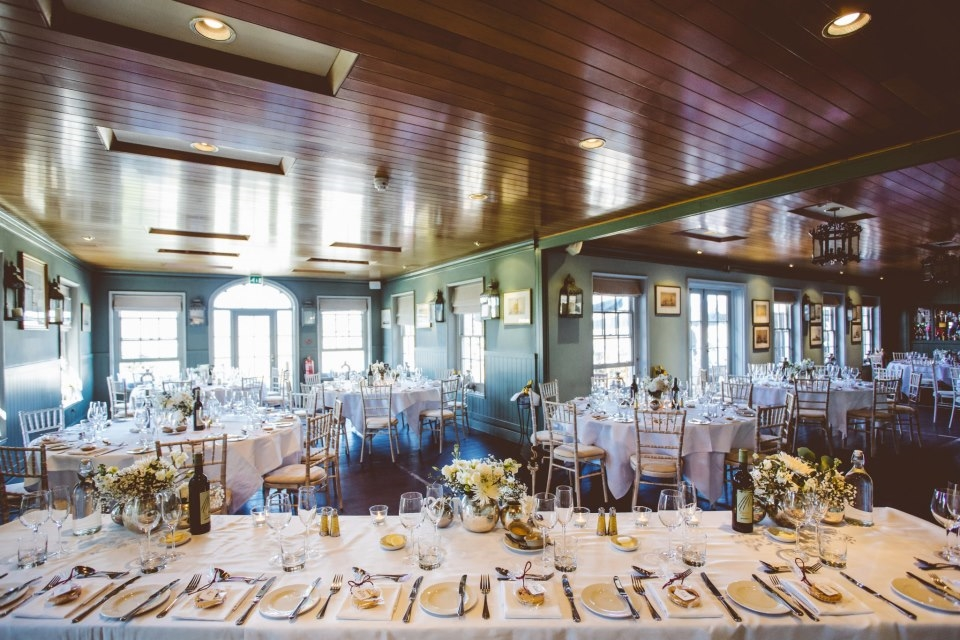 The Master Builders House Hotel Wedding