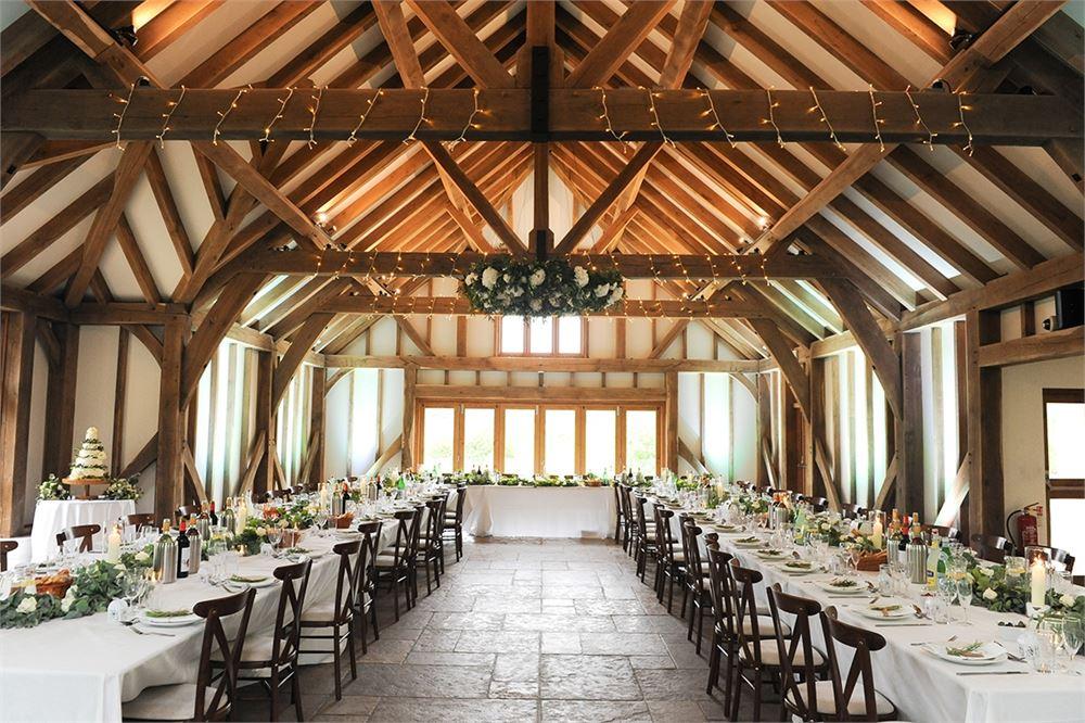 Sussex wedding venue Brookfield Barn