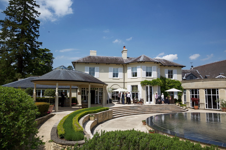 The Vineyard Berkshire Newbury wedding dj
