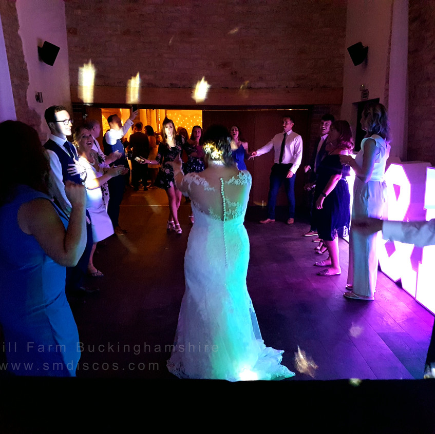 Huntsmill Farm Wedding Party