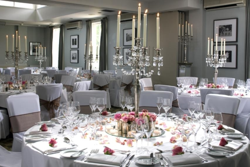 wedding day at Warbrook House