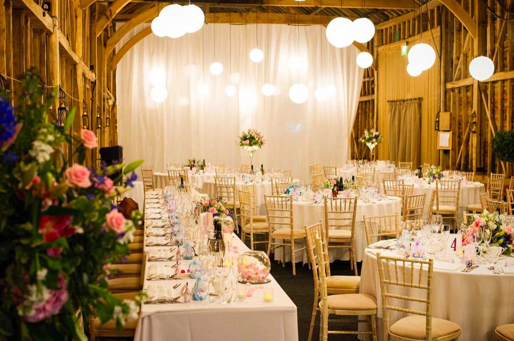 Childerley Long Barn wedding venue