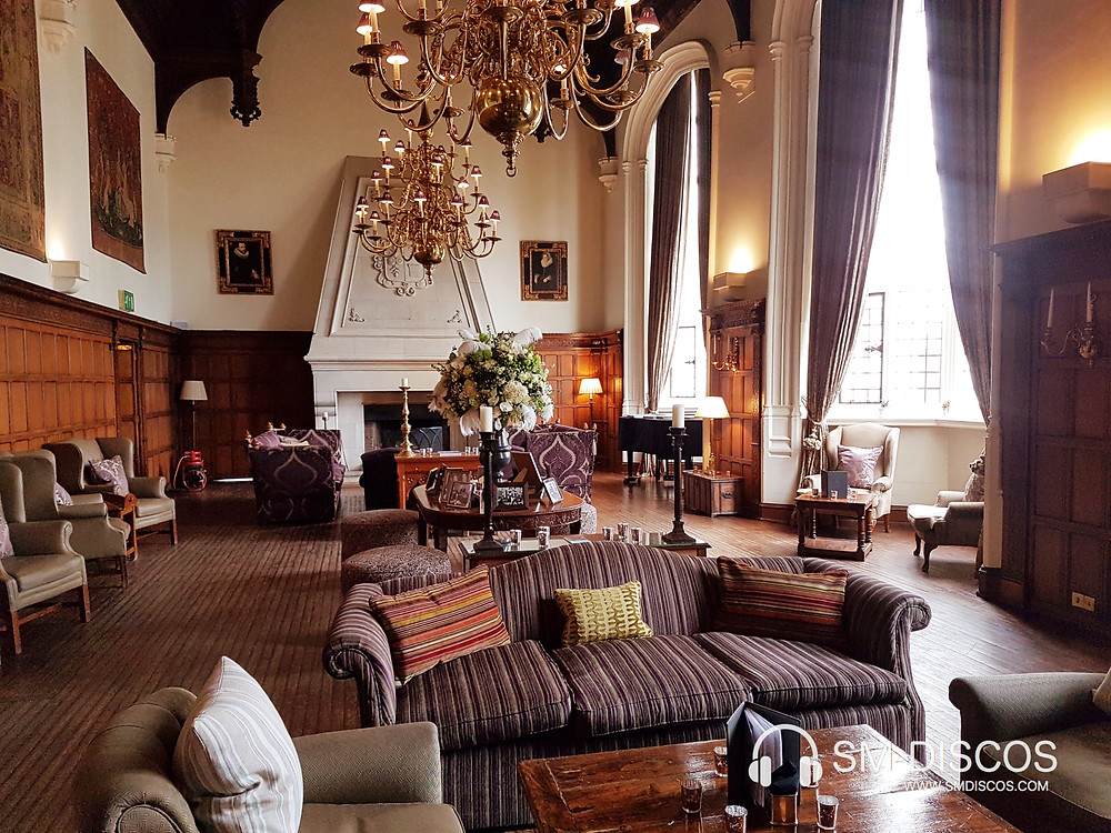 The Grand Hall Danesfield House