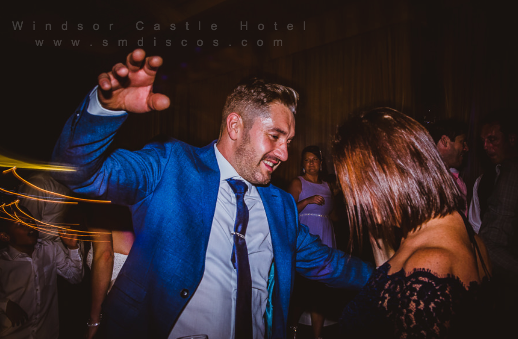 Wedding DJ Windsor Castle Hotel