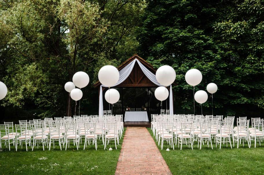 Broyle Place wedding
