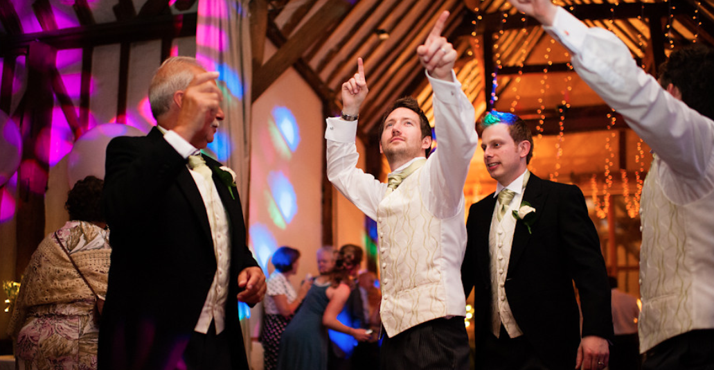 bix manor wedding disco