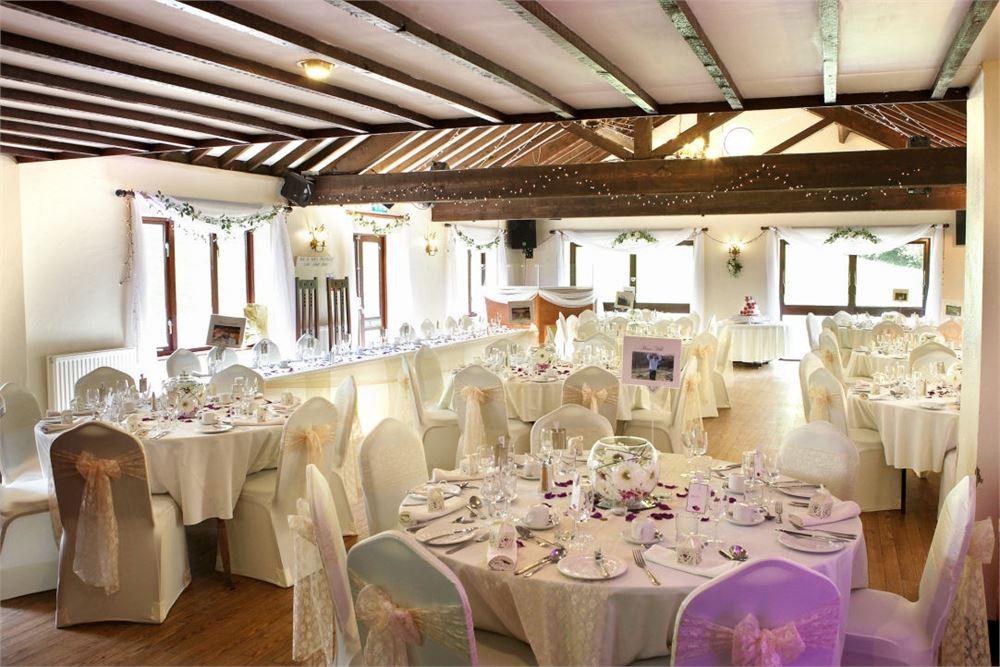 Somerset Wedding DJ Hornsbury Mill