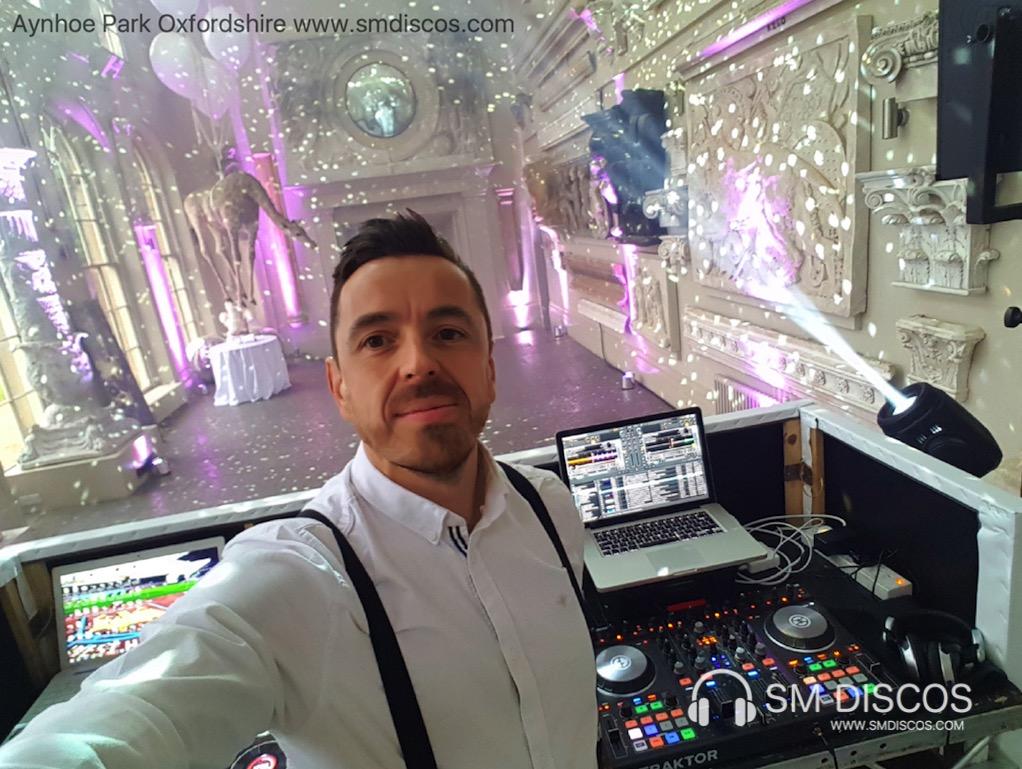 Aynhoe Park Wedding DJ