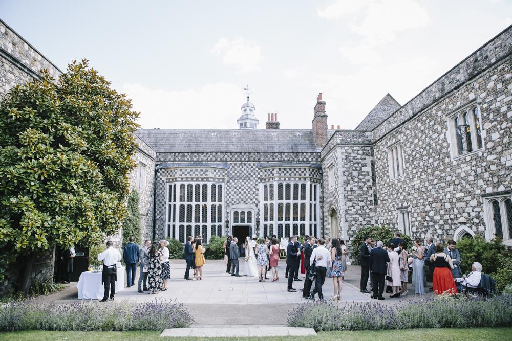 Hall Place Wedding Venue