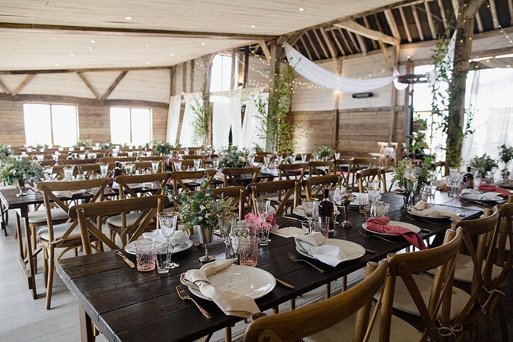 cherry barn rye wedding