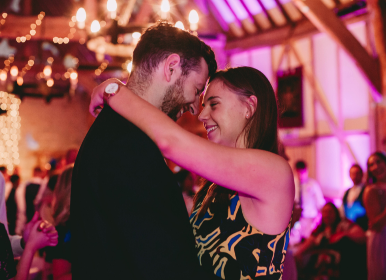 Manor Farm Barn Oxford Wedding DJ 9