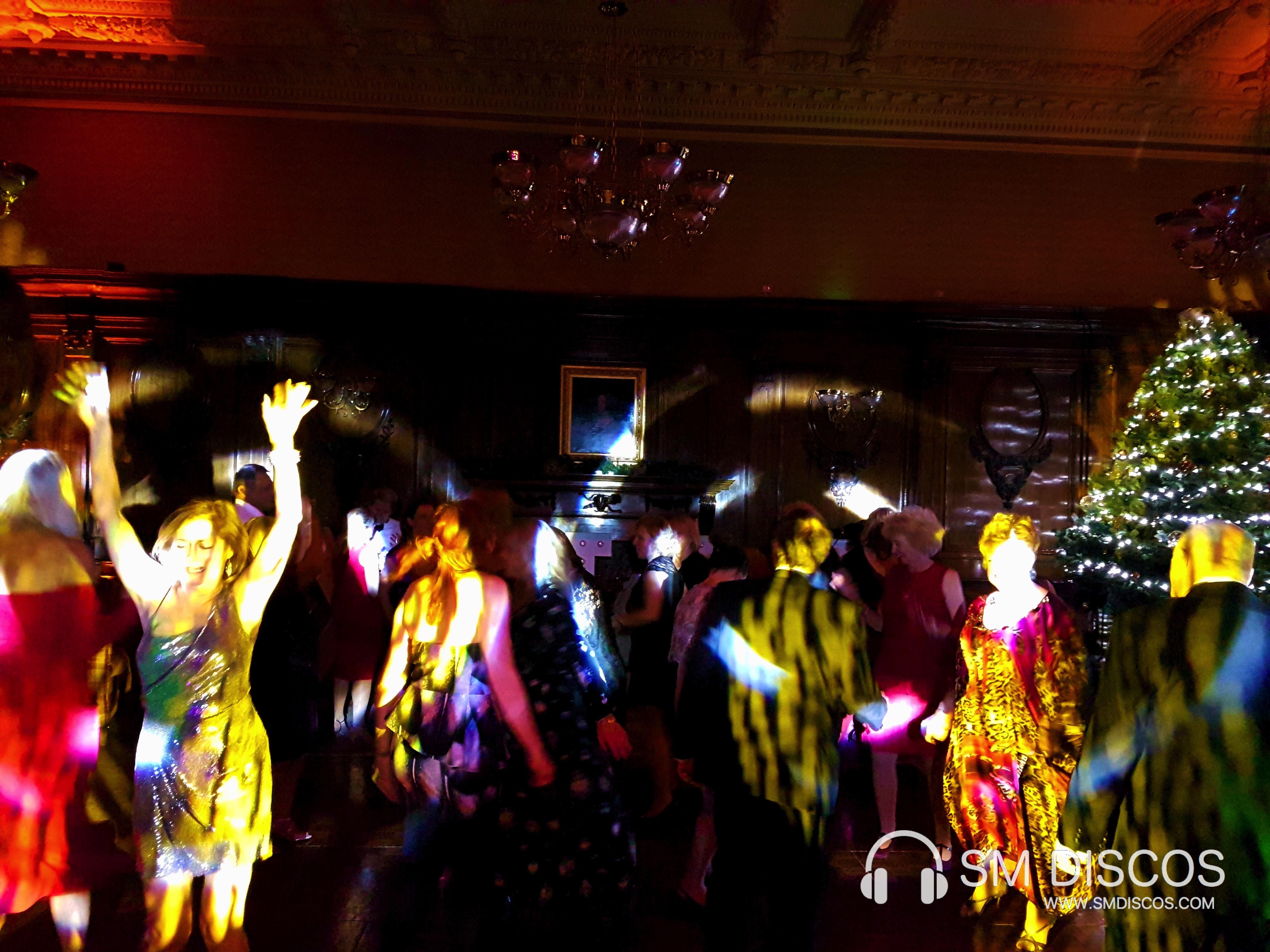 Disco at Ashridge House