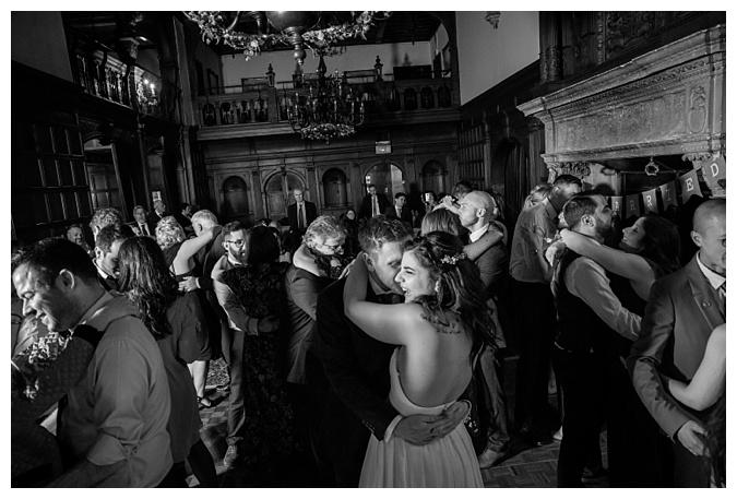 Rhinefield House Hotel Wedding DJ