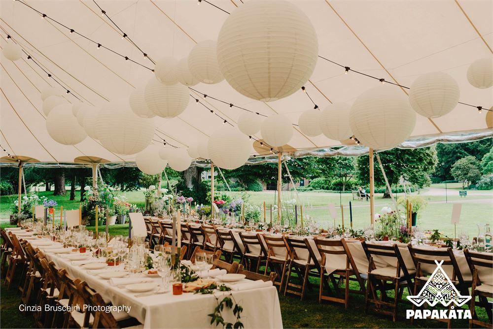 Hillside Farm Warwickshire wedding
