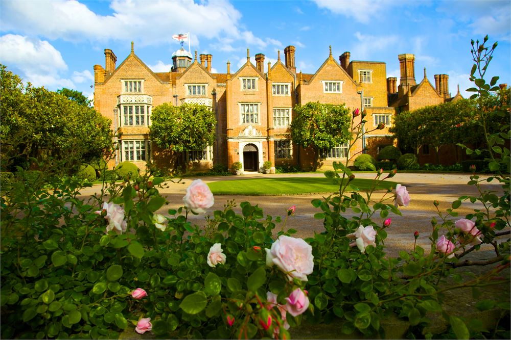 wedding at Great Fosters