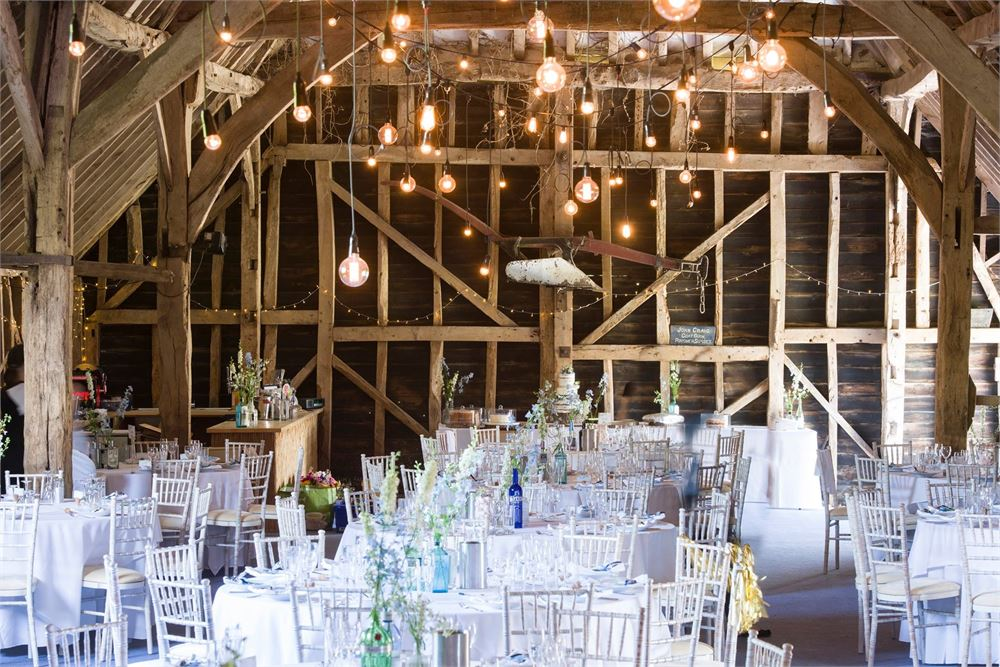 Wedding at Gote Barn East Sussex