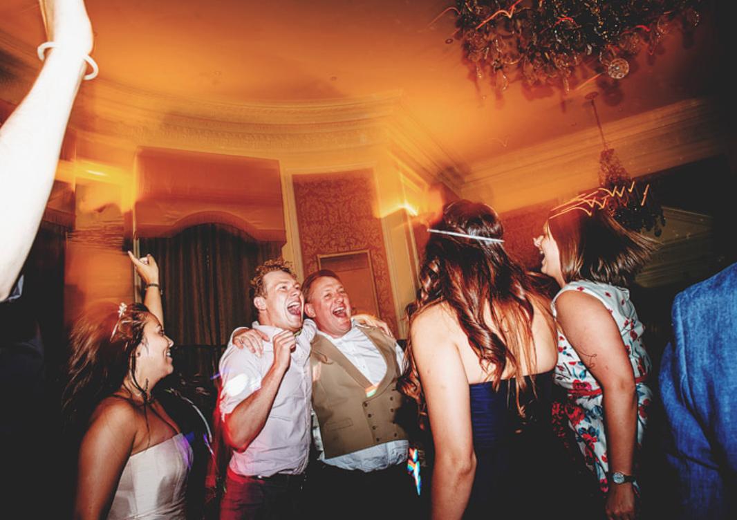 stoke park wedding reception