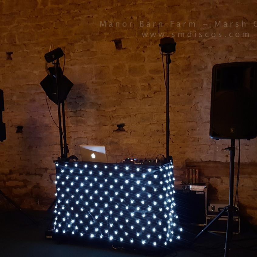Oxford wedding Disco