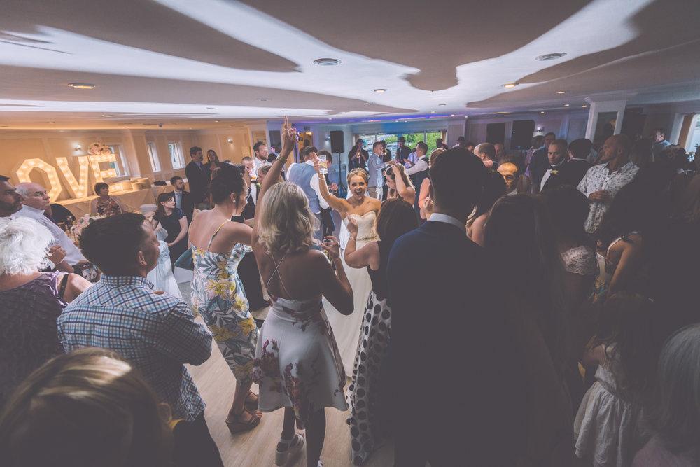 Wedding DJ Love letters at Greenbank Hot