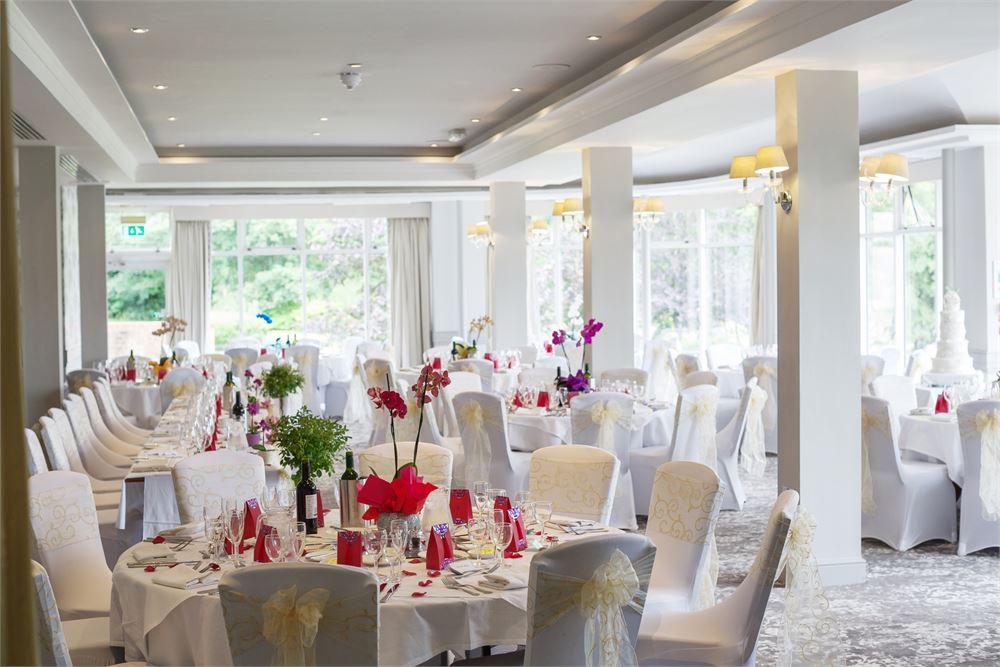Elcot Park Hotel Wedding