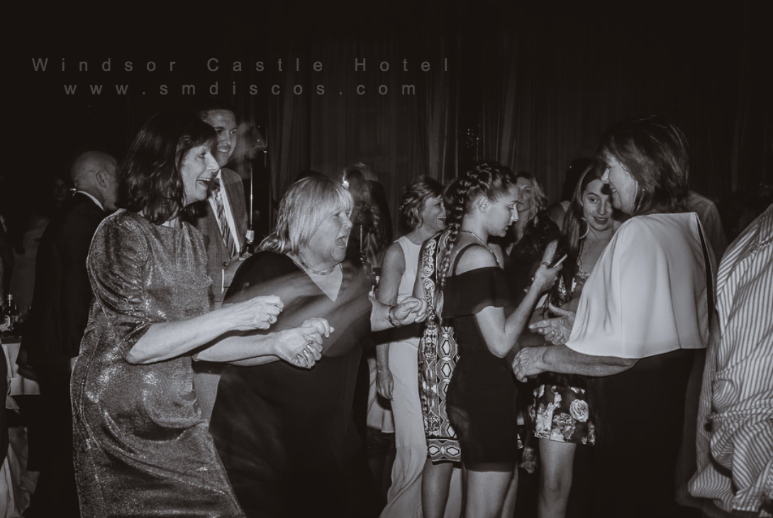 Windsor Castle Hotel _ SM Discos Wedding DJ
