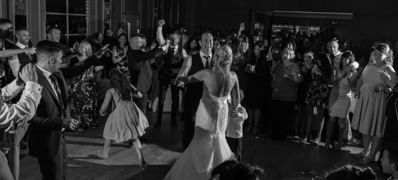castle hotel Windsor wedding dj