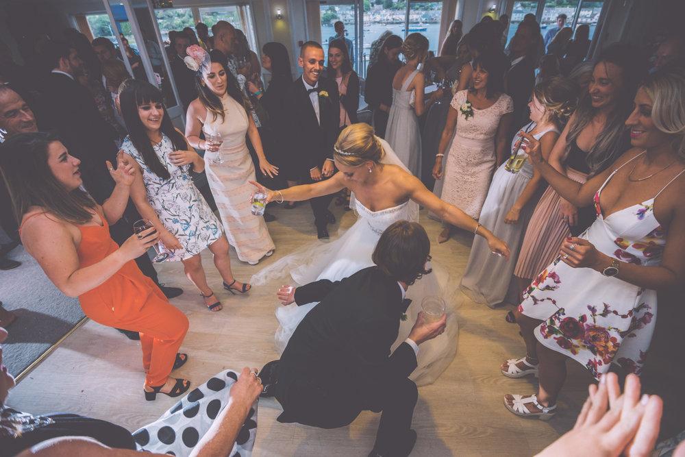Wedding Dancing at Greenbank Hotel