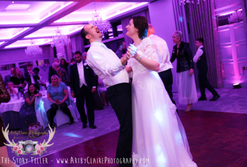 De Vere Latimer Estate Wedding DJ 40