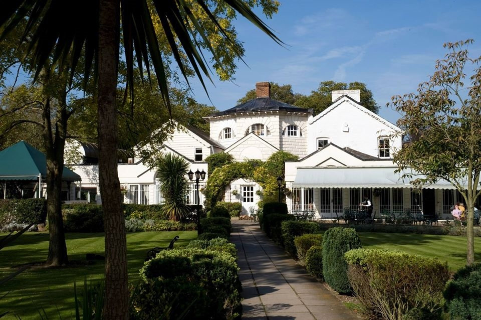 Monkey Island Estate Wedding