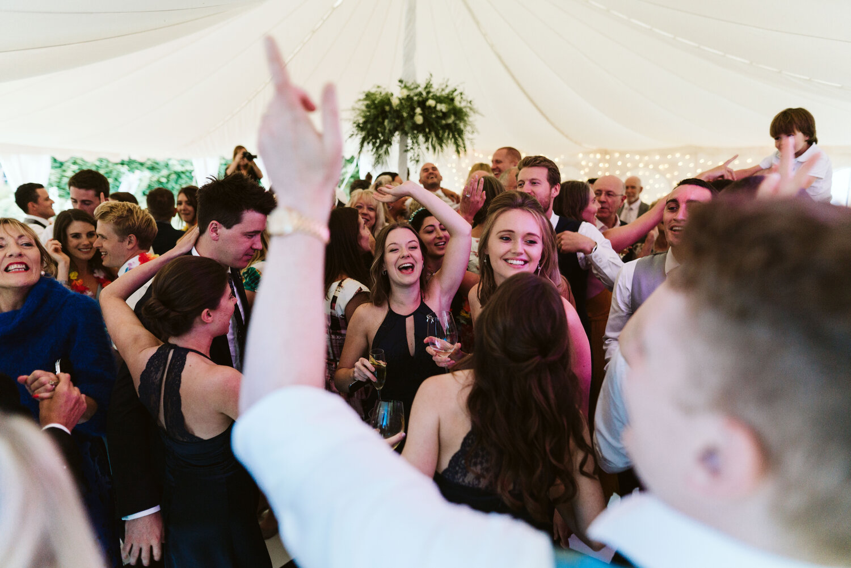Bournemouth DJ 10 Castle Street Wedding.
