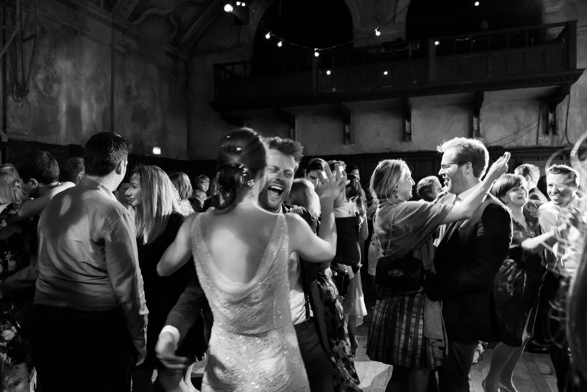 Battersea Arts Centre Wedding Disco