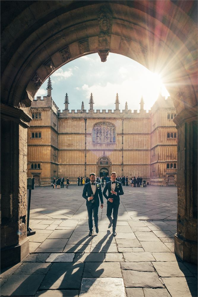 Event DJ The Bodleian Libraries