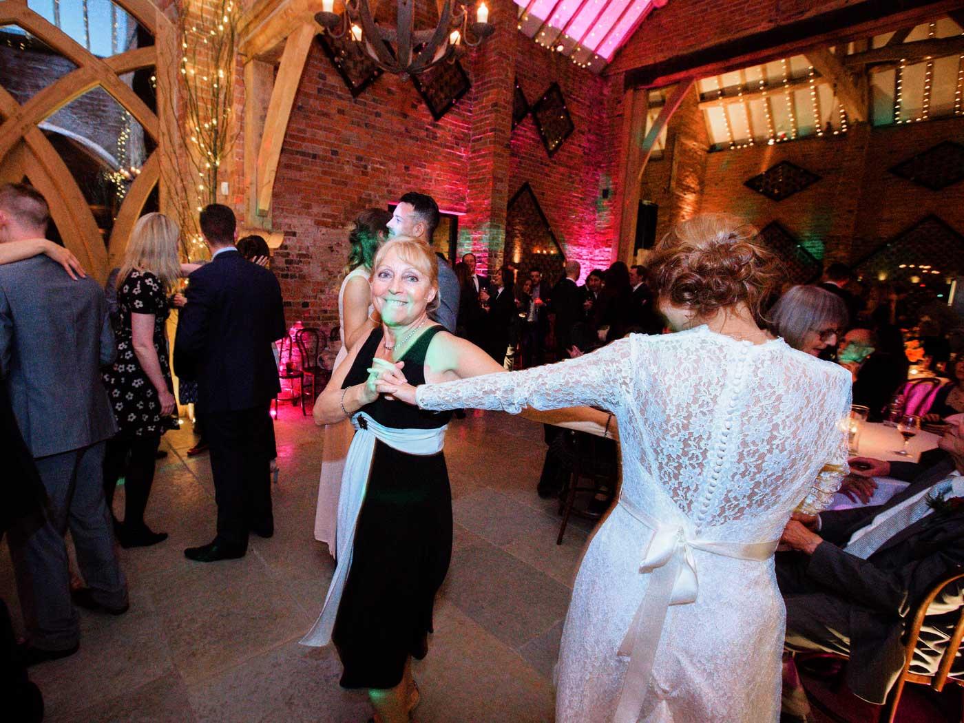 Shustoke Farm Barns Wedding DJs