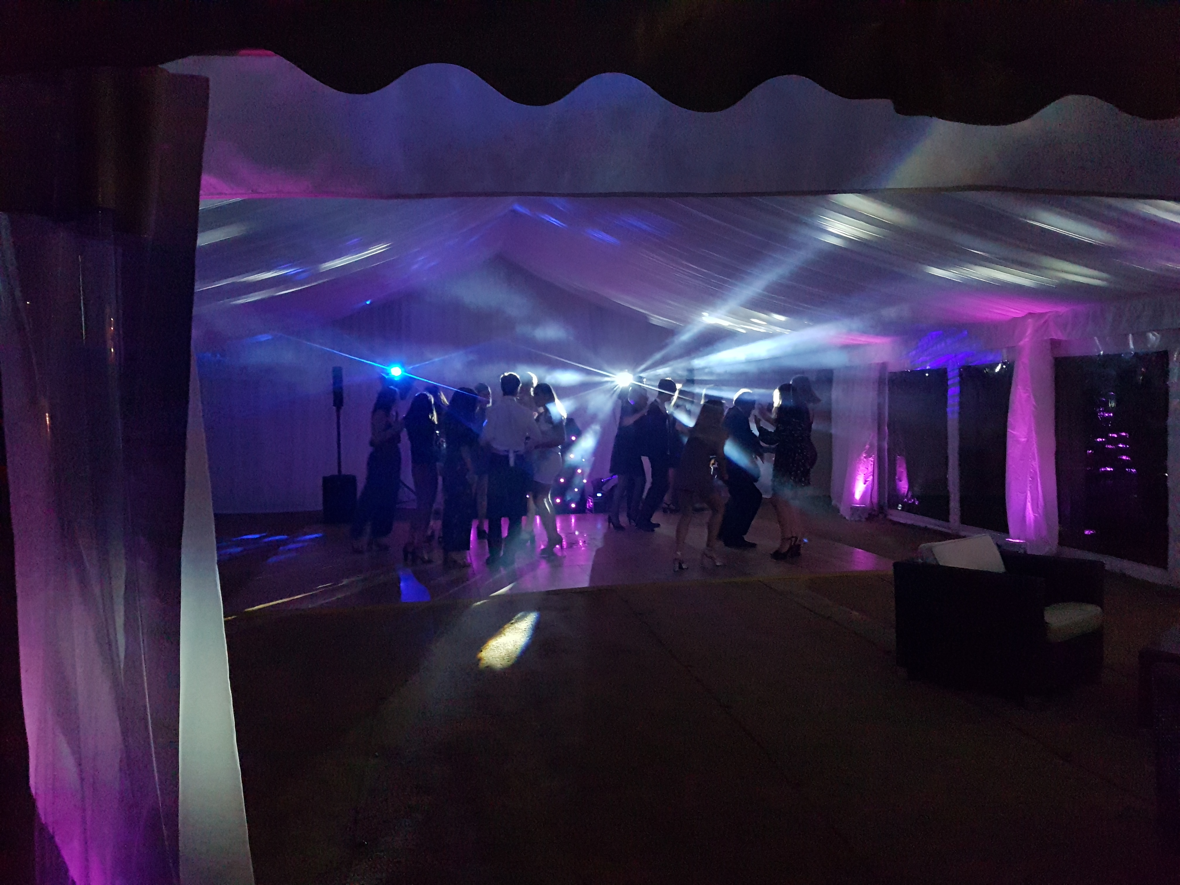DJ Marquee hire Oxfordshire Witney