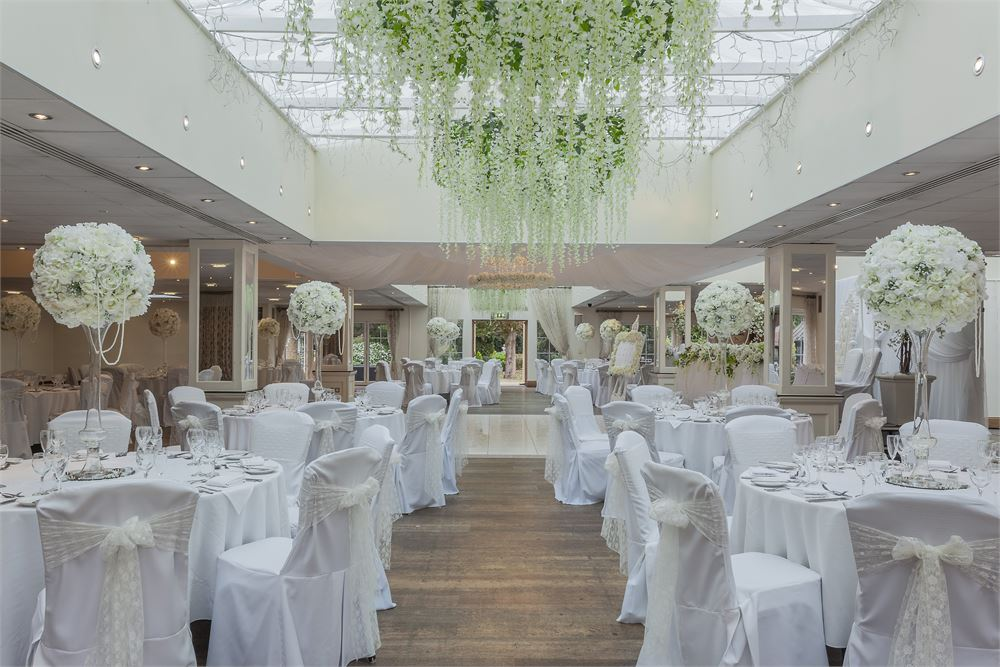 wedding music Orsett Hall Hotel