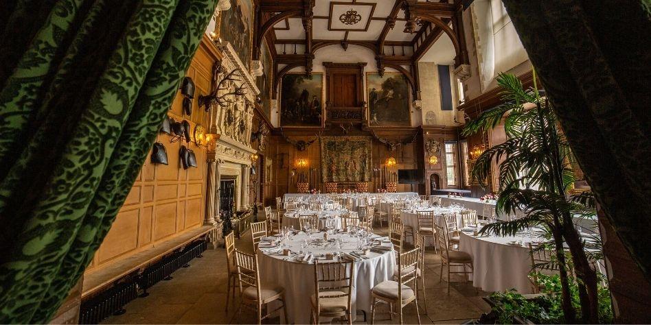 Longleat House Wedding