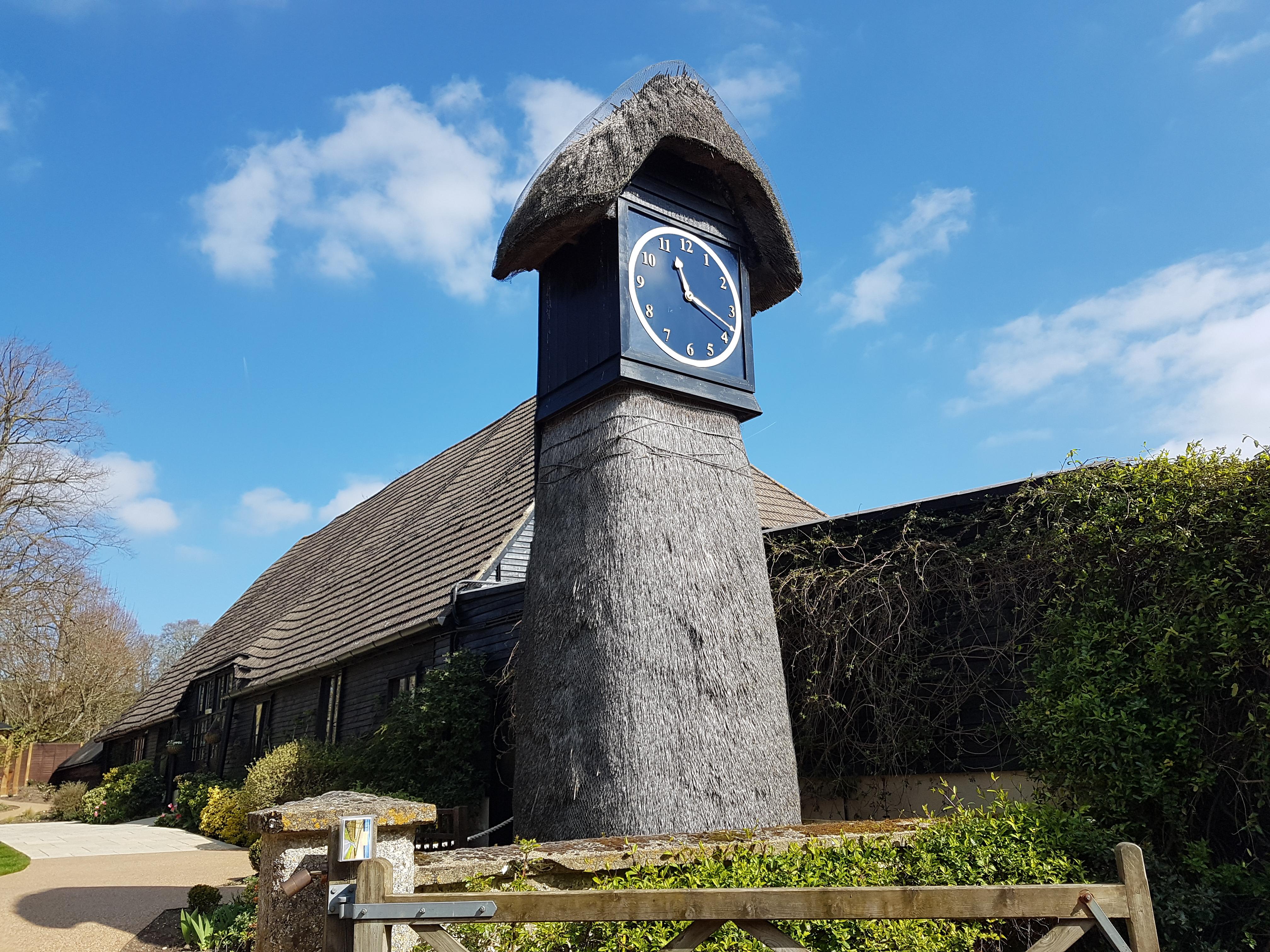The Clock Barn Hampshire Wedding Venue D