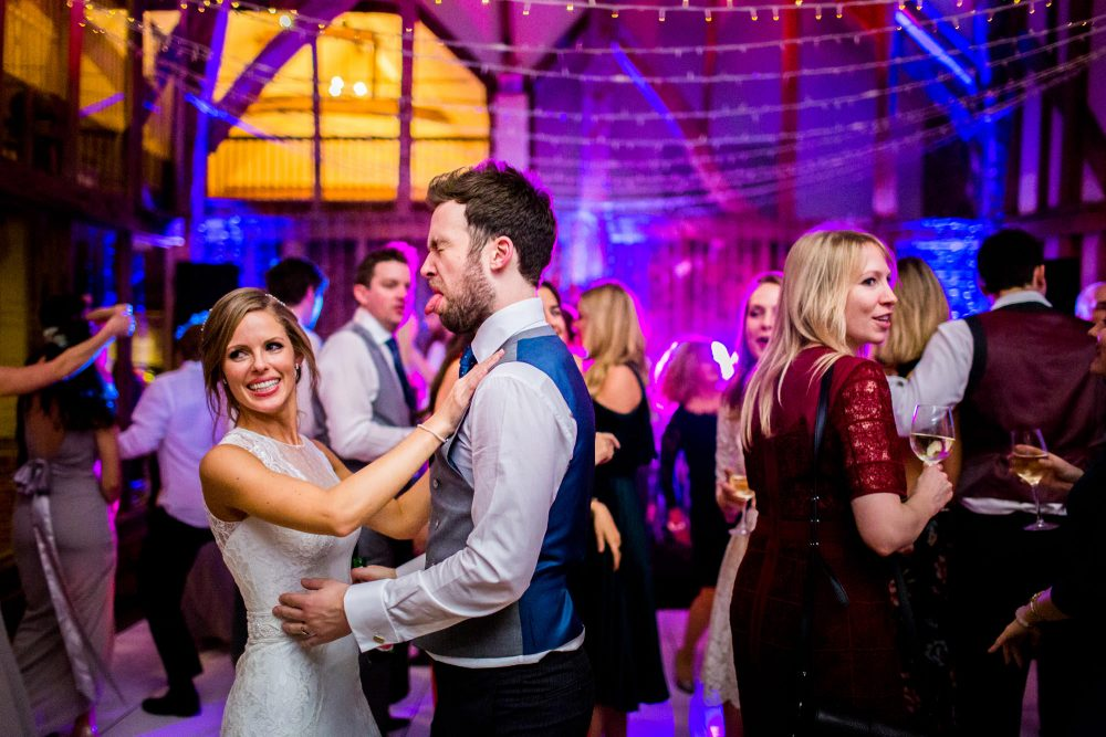 dj for Micklefield Hall wedding