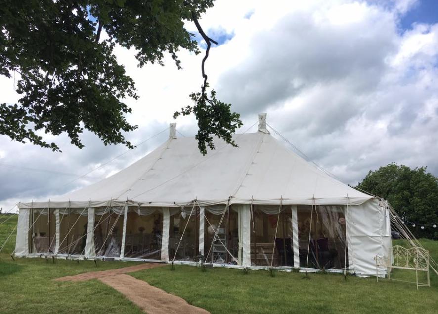 Laurel Farm wedding banbury