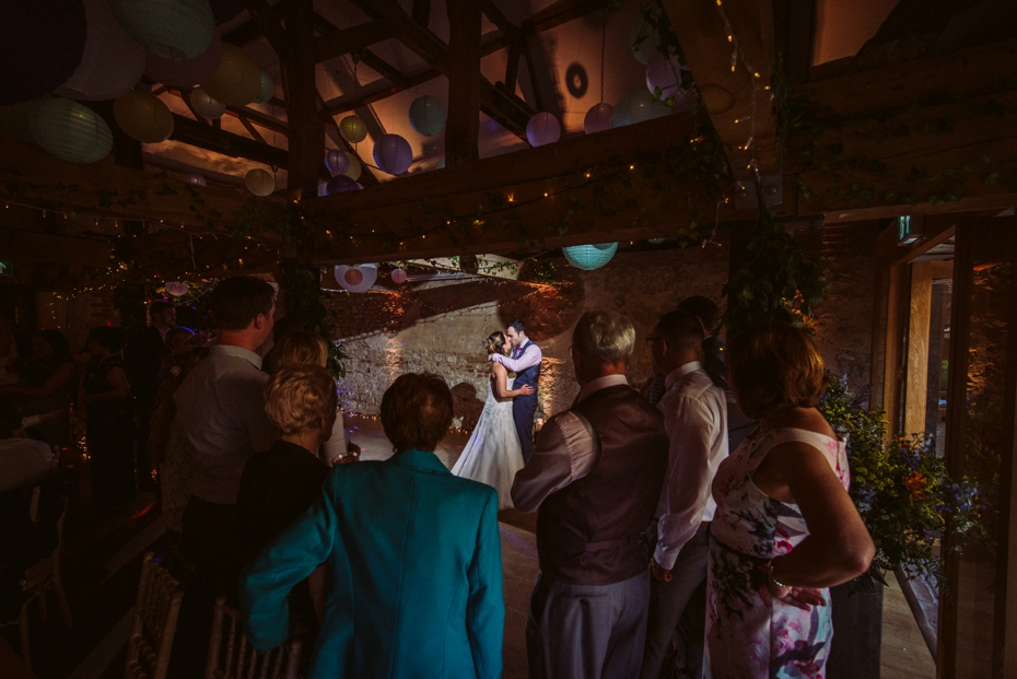 Wedding DJ Crown And Thistle Oxford