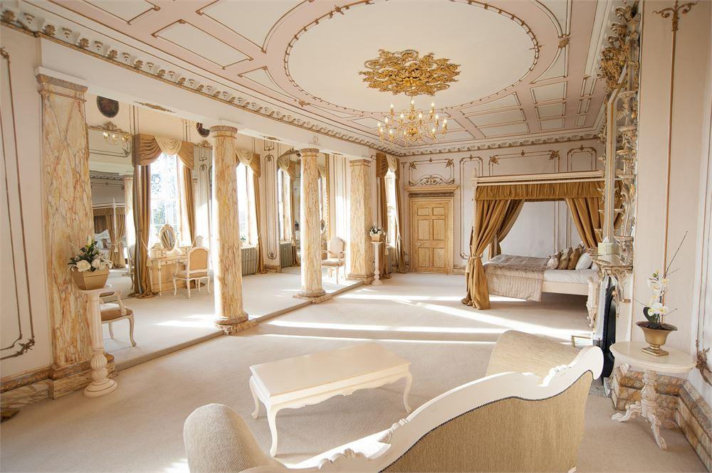 Essex Wedding DJ Gosfield Hall