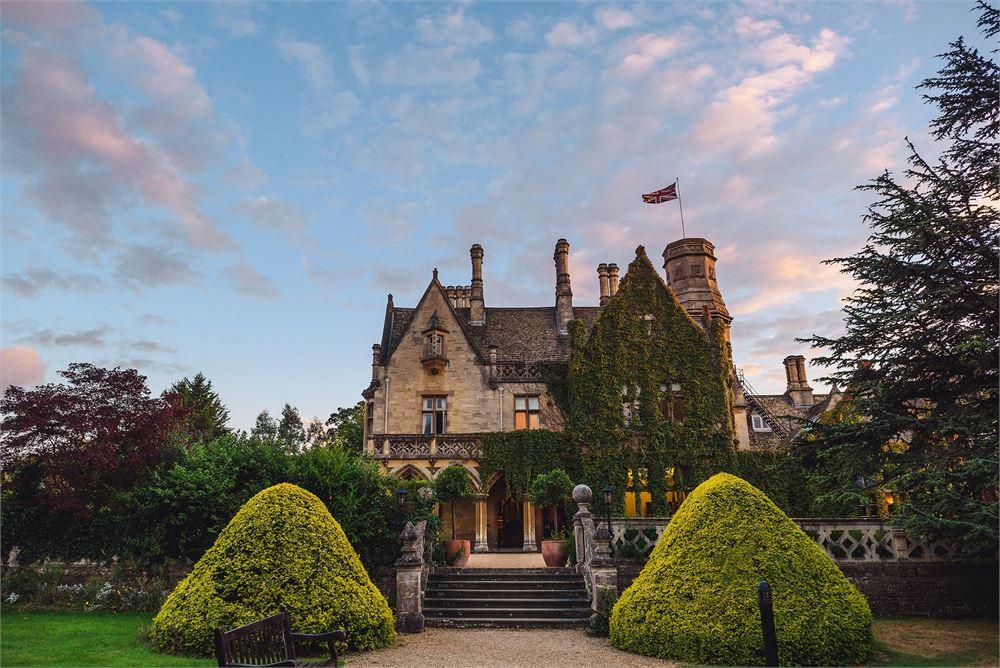 Manor by the Lake Cheltenham Wedding DJ.
