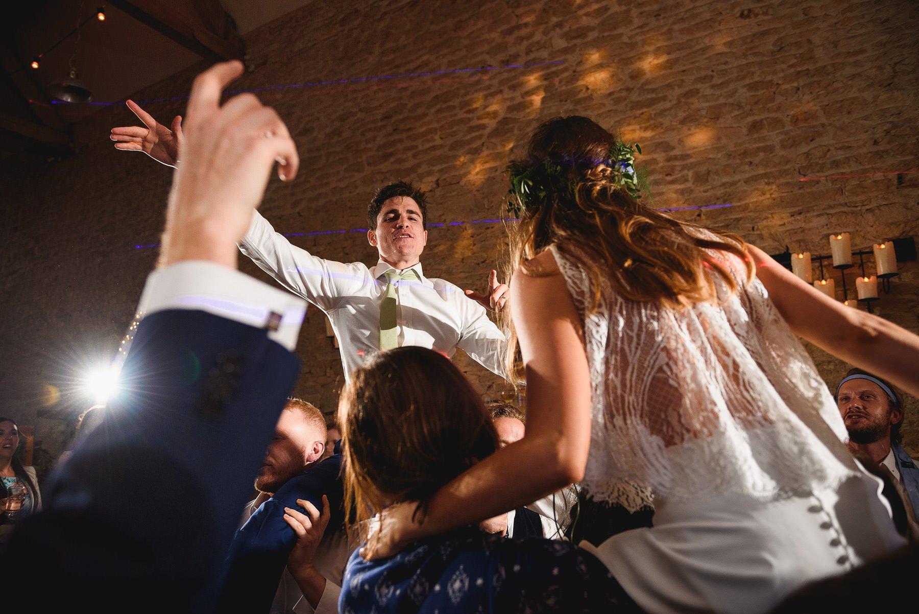 Country Style Wedding Disco